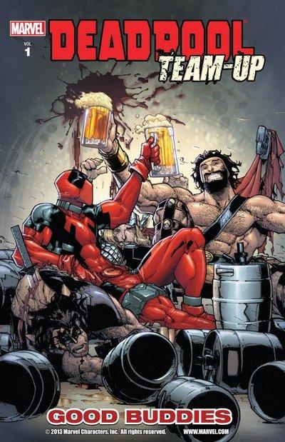 Deadpool Team-Up Vol. 1 – Good Buddies (TPB) (2010)