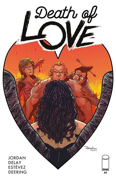 Death Of Love #4 (2018)