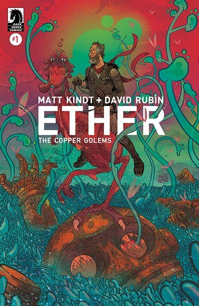 Ether – The Copper Golems #1 (2018)