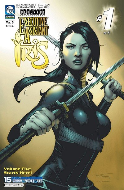 Executive Assistant – Iris Vol. 5 #1 (2018)