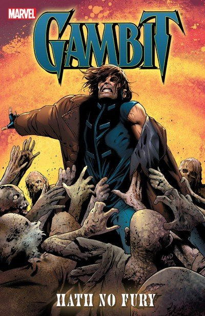 Gambit – Hath No Fury (TPB) (2005)