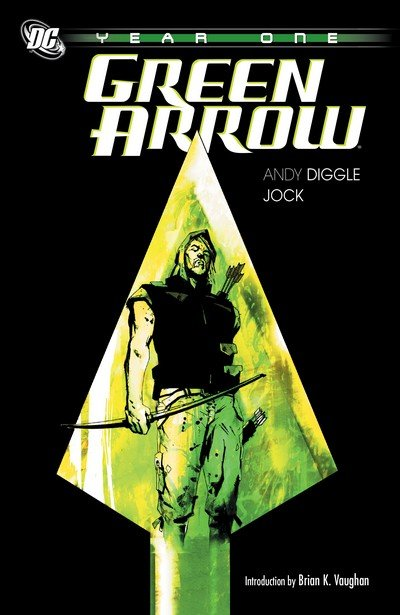 Green Arrow – Year One (TPB) (2008)