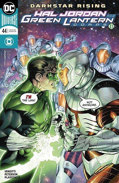 Hal Jordan And The Green Lantern Corps #44 (2018)
