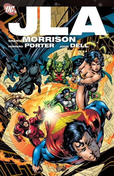 JLA Vol. 1 – 9 (TPB) (2008-2016)