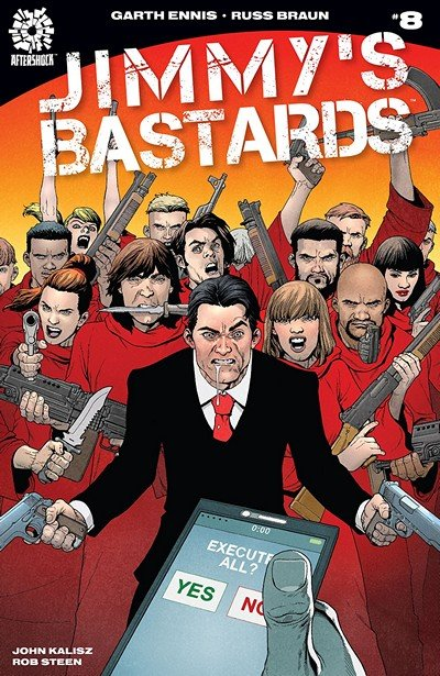 Jimmy's Bastards #8 (2018)