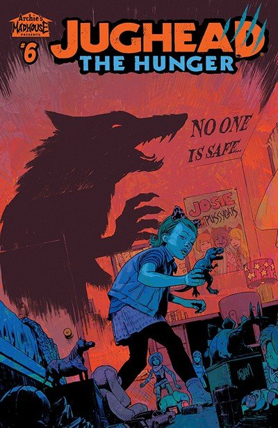 Jughead – The Hunger #6 (2018)