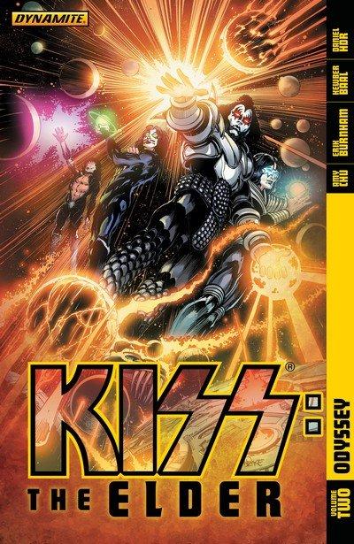 KISS – The Elder Vol. 2 – Odyssey (TPB) (2017)