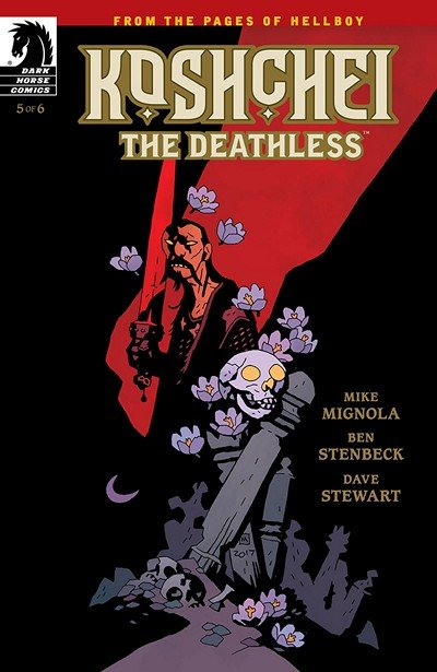 Koshchei The Deathless #5 (2018)