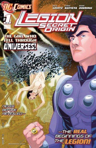 Legion – Secret Origin #1 – 6 (2011-2012)
