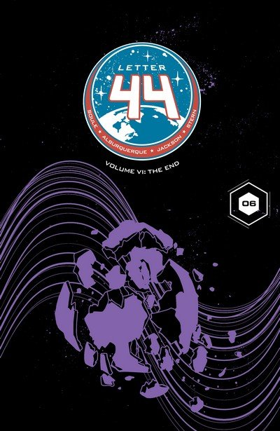 Letter 44 Vol. 6 – The End (TPB) (2018)