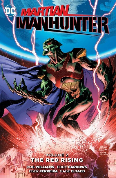 Martian Manhunter Vol. 2 – The Red Rising (TPB) (2016)