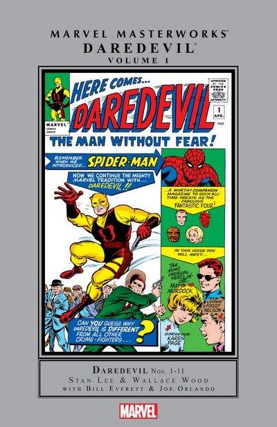 Marvel Masterworks – Daredevil Vol. 1 – 13 (2003-2019)