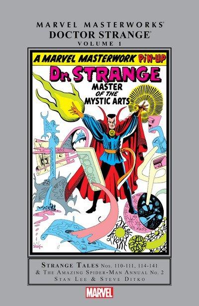 Marvel Masterworks – Doctor Strange Vol. 1 – 9 (2005-2019)
