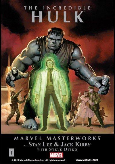 Marvel Masterworks – The Incredible Hulk Vol. 1 – 13 (2009-2019)