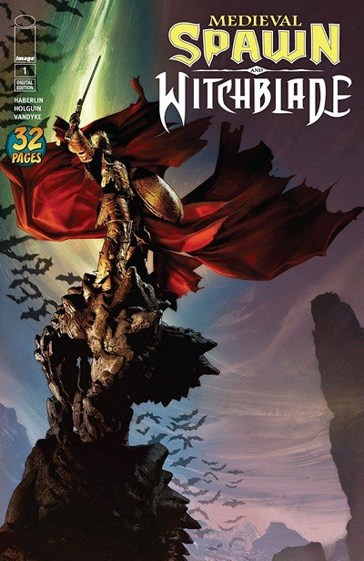 Medieval Spawn & Witchblade #1 (2018)
