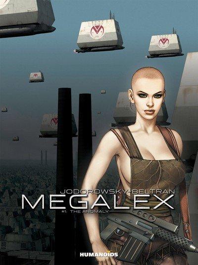 Megalex Vol. 1 – 3 (2012)