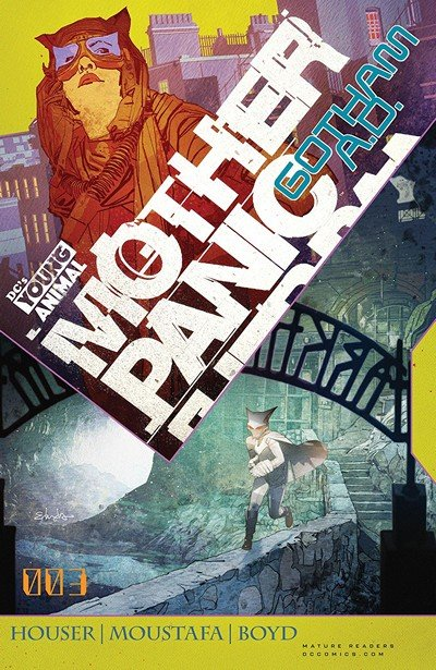 Mother Panic – Gotham A.D. #3 (2018)