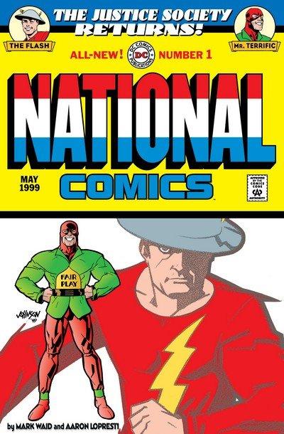 National Comics #1 (1999)