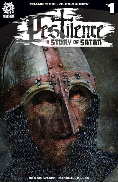 Pestilence – A Story Of Satan #1 (2018)