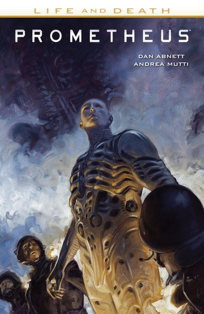 Prometheus – Life and Death (TPB) (2017)