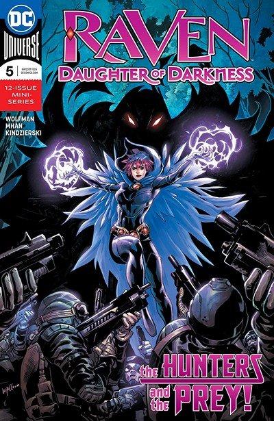 Raven – Daughter Of Darkness #5 (2018)