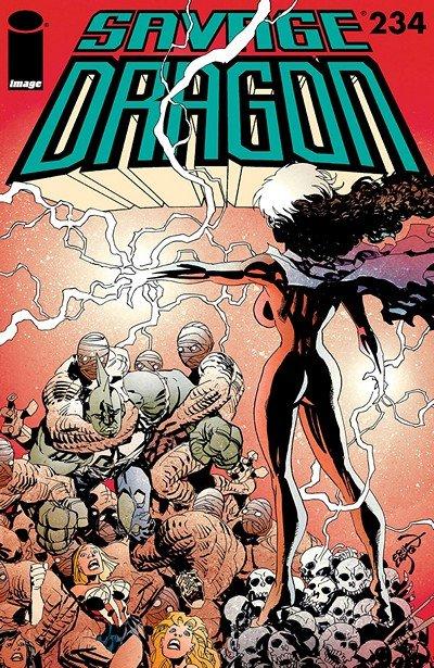 Savage Dragon #234 (2018)