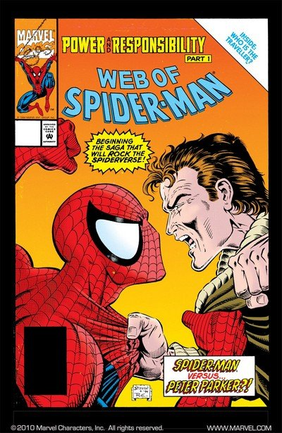Spider-Man – Power and Responsibility (Story Arc) (1994)