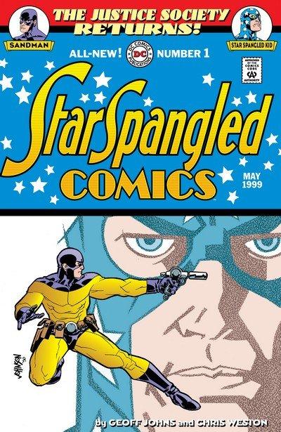 Star Spangled Comics #1 (1999)