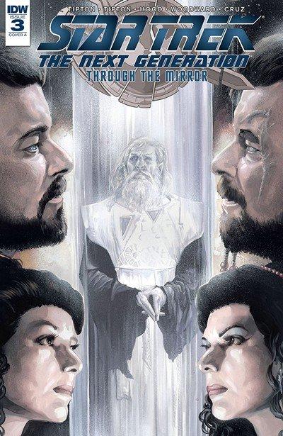 Star Trek – The Next Generation – Through The Mirror #3 (2018)