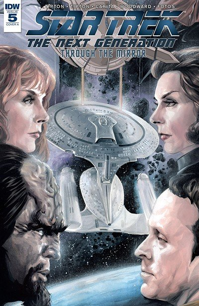 Star Trek – The Next Generation – Through The Mirror #5 (2018)