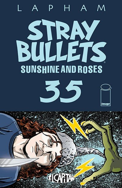 Stray Bullets – Sunshine And Roses #35 (2018)