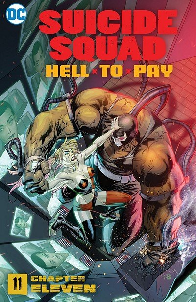 Suicide Squad – Hell to Pay #11 (2018)