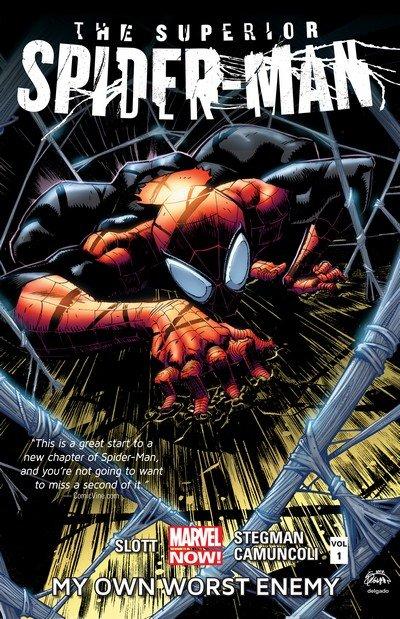 Superior Spider-Man Vol. 1 – 6 (TPB) (2013-2014)