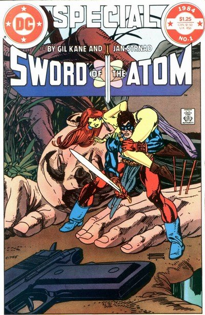Sword of the Atom Specials #1 – 3 (1984-1988)
