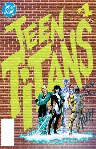 Teen Titans Vol. 2 #1 – 24 + Annual (1996-1998) (Digital)