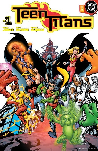 The New Teen Titans Volume 1 The Complete Collection Digital Comic 1980-1984