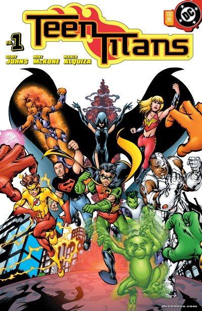 Teen Titans Vol. 3 #0.5 – 100 + Annuals (2003-2011) (Digital)