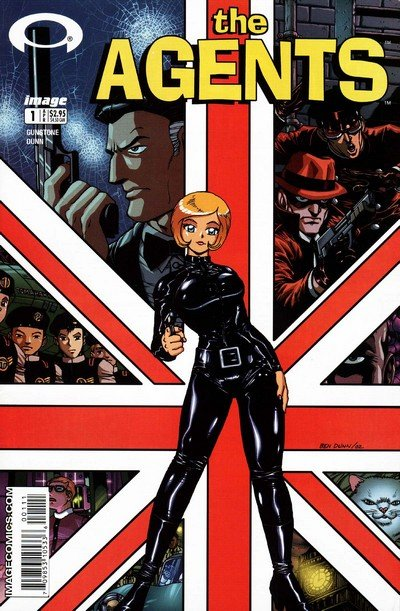 The Agents #1 – 6 (2003)