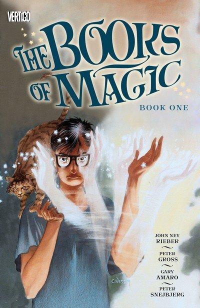 The Books of Magic Vol. 1 (TPB) (2017)