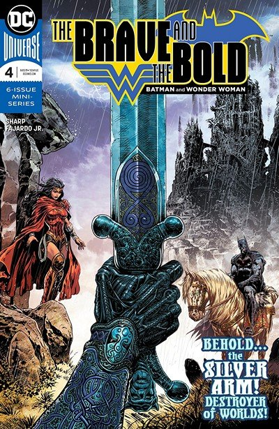 The Brave And The Bold – Batman And Wonder Woman #4 (2018)