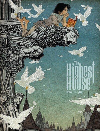 The Highest House #4 (2018)