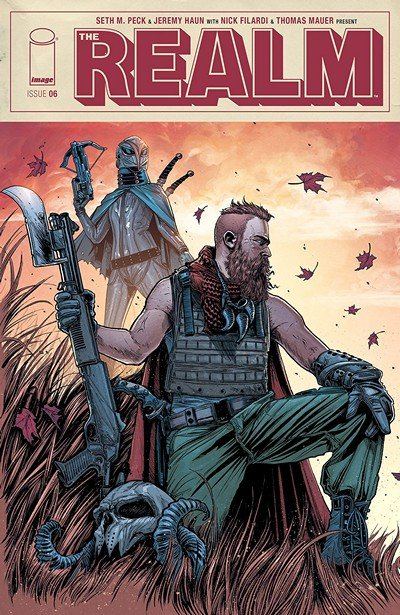 The Realm #6 (2018)