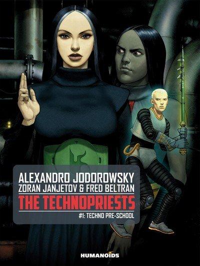 The Technopriests Vol. 1 – 8 (2012)