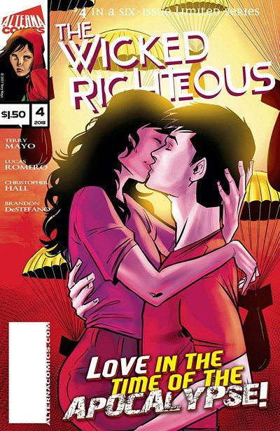 The Wicked Righteous #4 (2018)