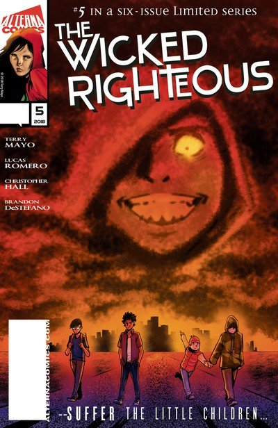 The Wicked Righteous #5 (2018)