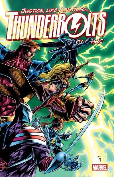 Thunderbolts Classic Vol. 1 – 3 (TPB) (2011-2012)
