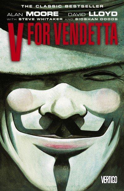 V For Vendetta (TPB) (2013)
