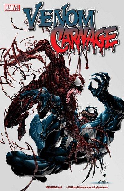 Venom vs. Carnage (TPB) (2008)