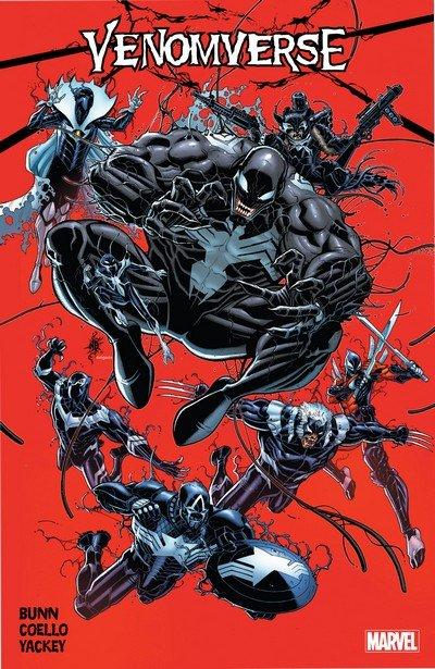 Venomverse (TPB) (2018)