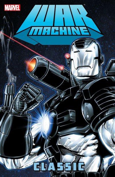 War Machine Classic Vol. 1 (TPB) (2010)